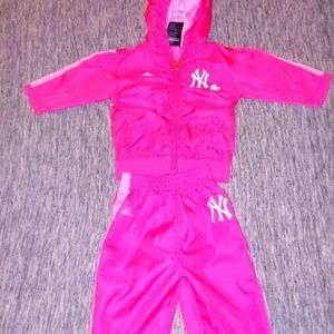 Baby Adidas Track Suit